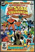 All Star Squadron  #25