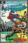 Amazing Spider-Man #221