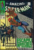 Amazing Spider-Man  #65