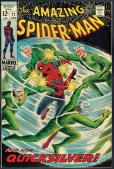Amazing Spider-Man  #71