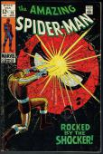 Amazing Spider-Man  #72