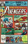 Avengers Annual
