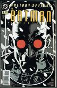 Batman Adventures Holiday Special   #1