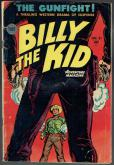 Billy The Kid Adventure Magazine  #21
