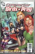 Birds of Prey #1-15