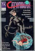 Catwoman #1-4