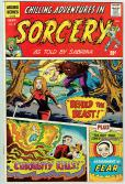 Chilling Adventures in Sorcery   #1