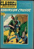Classics Illustrated  #10