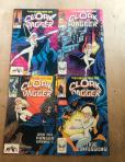 Cloak and Dagger #1-4