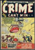 Crime Cant Win  #41