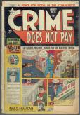 Crime Does Not Pay  #78