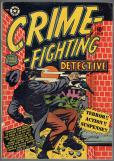 Crime-Fighting Detective  #19