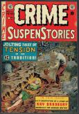 Crime Suspenstories  #15