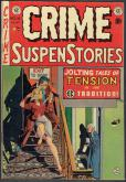 Crime Suspenstories  #18