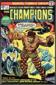 The Champions   #1