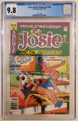 Josie and the Pussycats #100