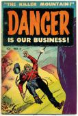 Danger is Our Business   #3