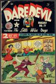 Daredevil Comics  #77