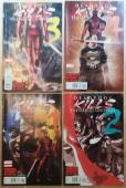 Deadpool Kills The Marvel Universe #1-4