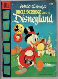 Dell Giant Uncle Scrooge Goes To Disneyland   #1