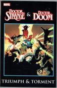 Doctor Strange and Doctor Doom Triumph and Torment #nn
