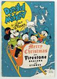 Donald and Mickey Merry Christmas #1948