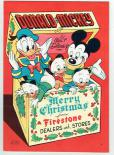 Donald and Mickey Merry Christmas #1949