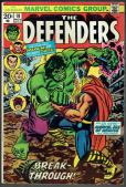 The Defenders  #10