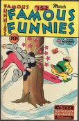 Famous Funnies #152