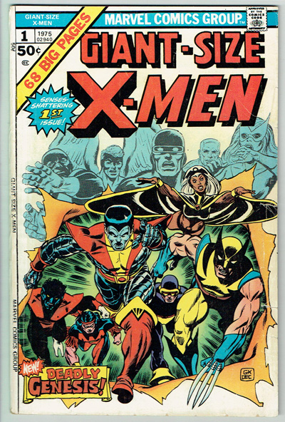 Giant-Size X-Men   #1