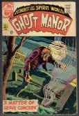 Ghost Manor   #1
