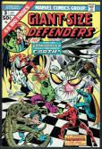 Giant-Size Defenders   #3