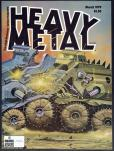 Heavy Metal #March 1979