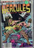 Hercules Prince of Power #1-4