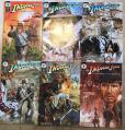 Indiana Jones Thunder In The Orient #1-6