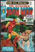 Iron Man King-Size Special   #1