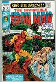 Iron Man King Size-Special   #1