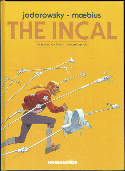 The Incal TPB
