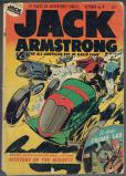 Jack Armstrong   #9