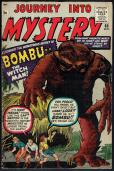 Journey Into Mystery  #60