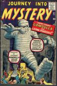 Journey Into Mystery  #61