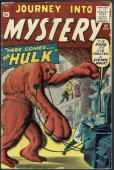 Journey Into Mystery  #62