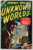 Journey Into Unknown Worlds  #44