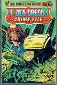Judge Dredds Crime Files #1-6