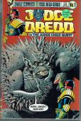 Judge Dredd in The Judge Child Quest #1-5