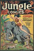 Jungle Comics #110