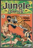 Jungle Comics