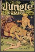 Jungle Comics #154
