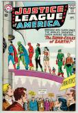 Justice League of America  #19