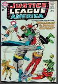 Justice League of America  #35